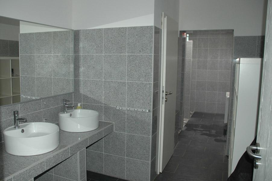 Sanitärbereich - Reitferien Berlin